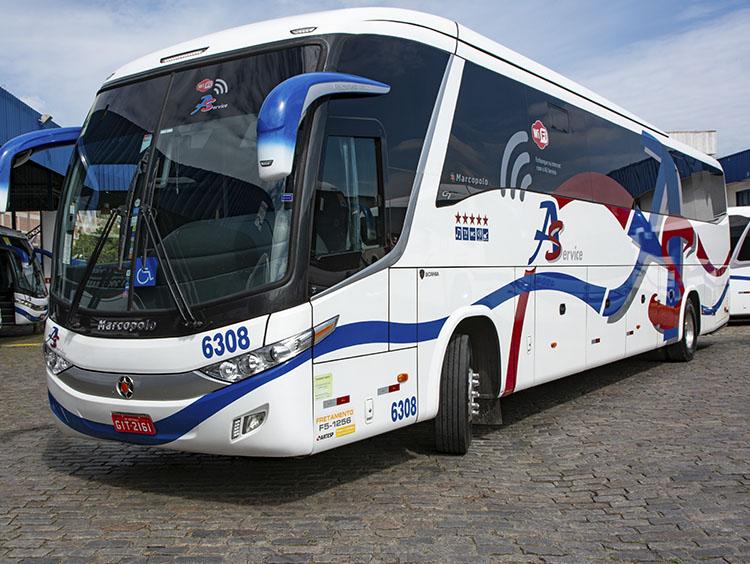Aluguel de Ônibus - 2