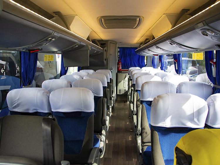 Aluguel, locação, fretamento de micro-ônibus barato - 2