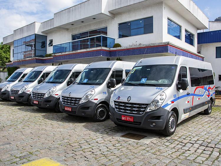 Fretamento, aluguel, locação de vans em Guarulhos - 2