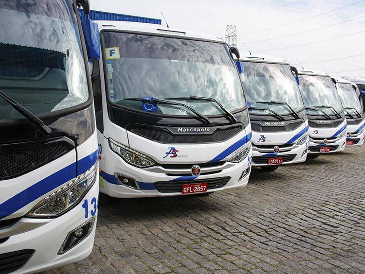 Fretamento de micro-ônibus - 1