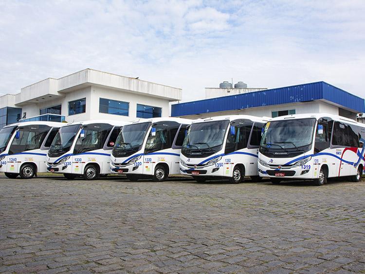 fretamento de micro-ônibus em SP