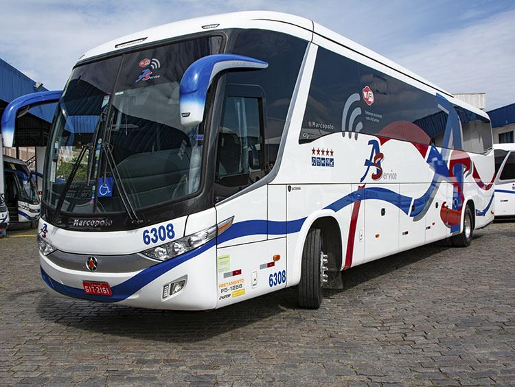 Fretamento de Ônibus em Osasco - 1
