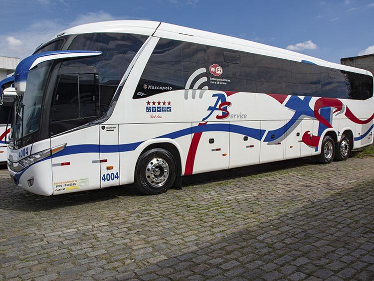 Fretamento de Ônibus em Osasco - 2