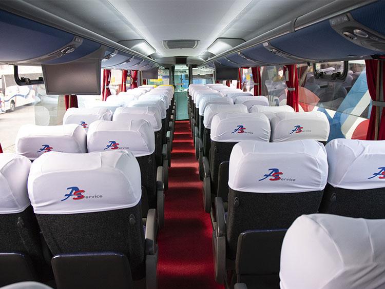 locação de ônibus na zona norte